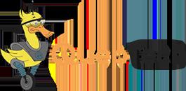 QuepTech, Footer logo