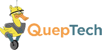 QuepTech, Header logo