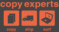 Copy Experts, Footer Logo