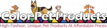Color Pet Products, Footer Logo