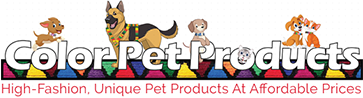 Color Pet Products, Header Logo
