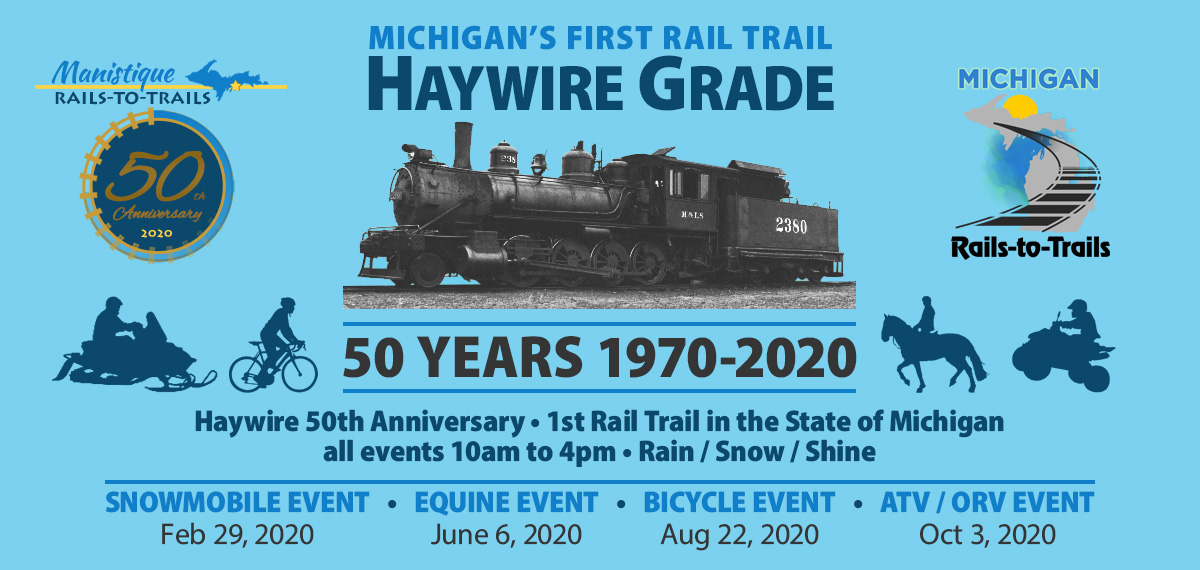 Haywire Grade 50th